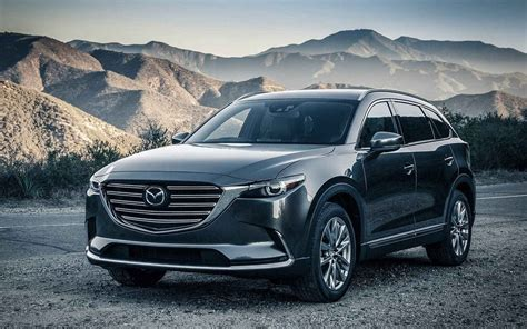 mazda new models 2017 2018 mazda cx 9 release date specs rumors car models