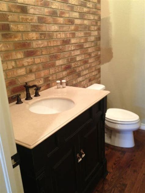 brick bathroom wall 33 bathroom designs with brick wall tiles ultimate home