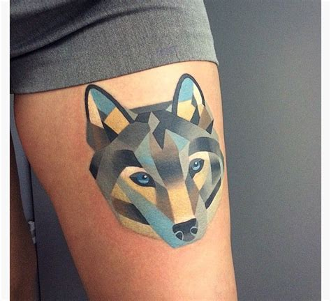 animal tattoo designs 2015 22 mind blowing geometric tattoos
