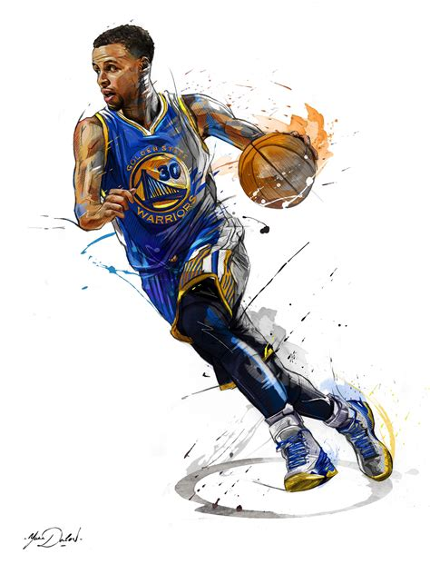 Kaos Basket Original Enterbay my work of painting and illustrations for the brand enterbay and the nba mio