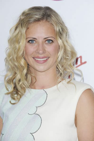 contemporary perm cute spiral perm hairstyles with blonde hair for women