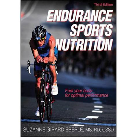 The Sports Book 3rd Edition endurance sports nutrition 3rd edition paperback book