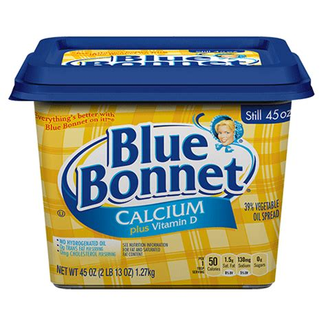 butter sticks spreads blue bonnet
