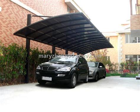 aluminum carport canopy car sheds shelter outdoor metal