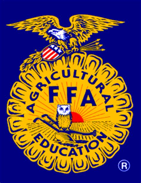 what are the ffa colors northside the ffa emblem colors