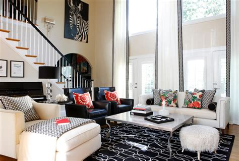 interior decorators roswell ga painted brick roswell ga contemporary family room