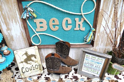 Western Baby Shower by Bn Black Book Of Lil Cowboy Themed Baby Shower A Blissful Nest