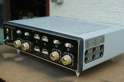 Power Lifier Dynacord r 246 hren verst 228 rker transformator dynacord f 252 r