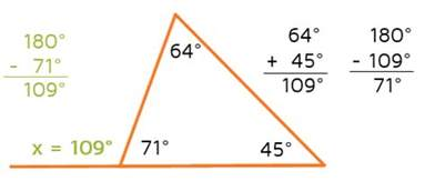exterior angle theorem kate s math lessons
