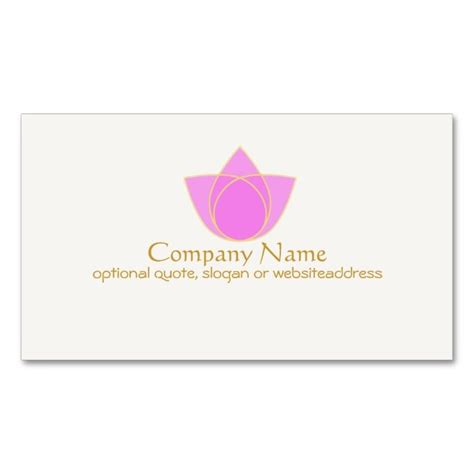 Lotus Flower Business Cards Template by 1477 Best Images About Coach Business Cards On
