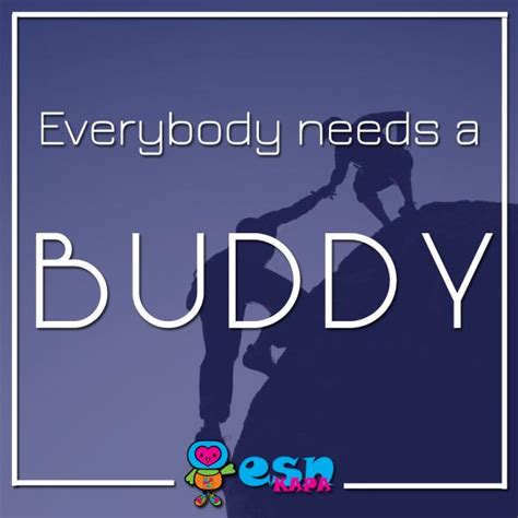 6 Reasons To Be The His Buddies Want To Around by Buddy System Esn Kapa Athens