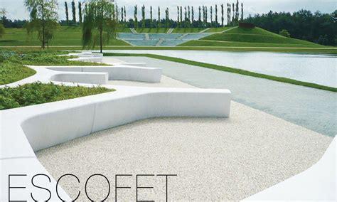 landscape forms benches escofet