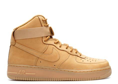 Nike Air Fprce 1 air 1 high 07 lv8 quot flax quot nike 806403 200 flax