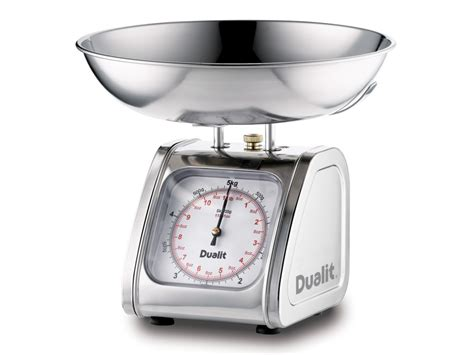 Traditional Toaster Kitchen Scales Traditional Food Weighing Scales From Dualit