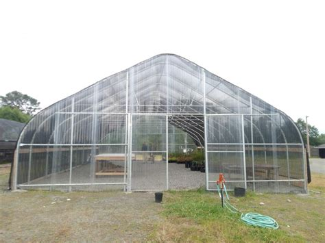 hoop houses uw native plant nursery hopes new hoop house is just the beginning in our nature