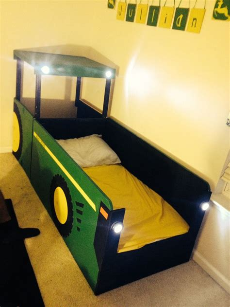 Toddler Tractor Bed by 25 Unique Tractor Bed Ideas On Deere Bed