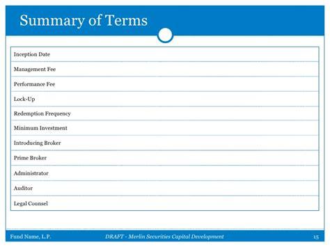 merlin marketing template