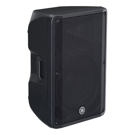 yamaha dbr 15 1000w powered speaker quot brisbane sound