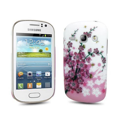 accessories for samsung galaxy fame s6810 rubber back cover ebay