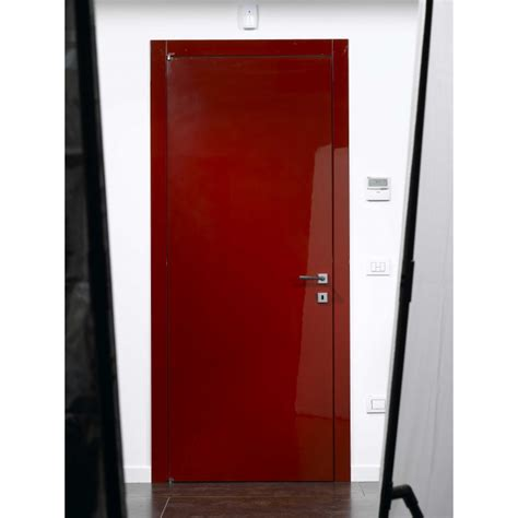 porte specchio porte interne laccato lucido a specchio civico14