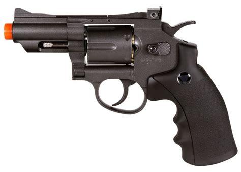 Airsoft Gun Revolver 708 tsd wg 708 co2 airsoft revolver black airsoft guns