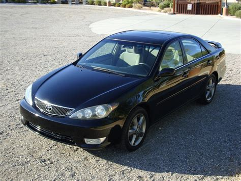2006 Toyota Camry Se 2006 Toyota Camry Pictures Cargurus