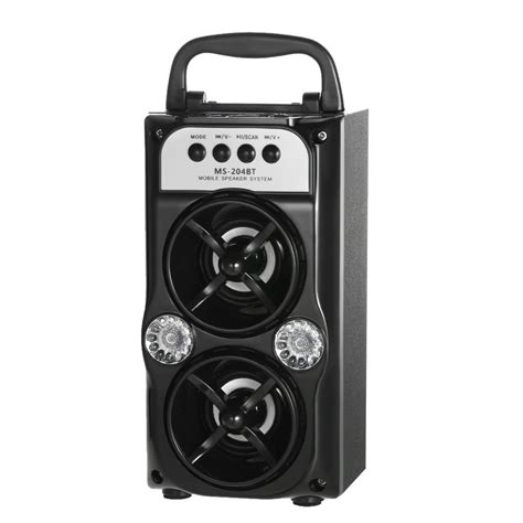 Speaker Usb Tp 200 Bt bluetooth outdoor speaker wireless dual 5w speakers