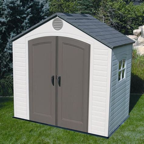 1000 ideas about lifetime storage sheds on