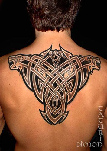 intricate cross tattoo celtic tattoos design tattoonew