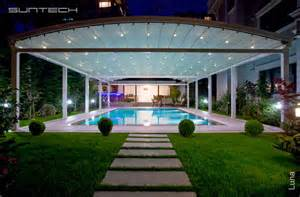 Deck Shades Awning Retractable Pool Roof Retractable Roof Awnings