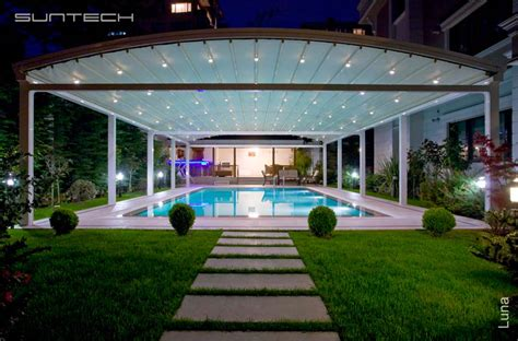 Swimming Pool Awnings by Retractable Pool Roof Retractable Roof Awnings Melbourne Awnings By Design