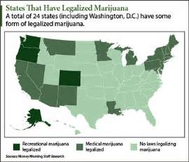 Medical Marijuana States Map by Map States Legalizing Marijuana In 2017