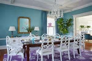 turquoise beaded chandelier eclectic dining room
