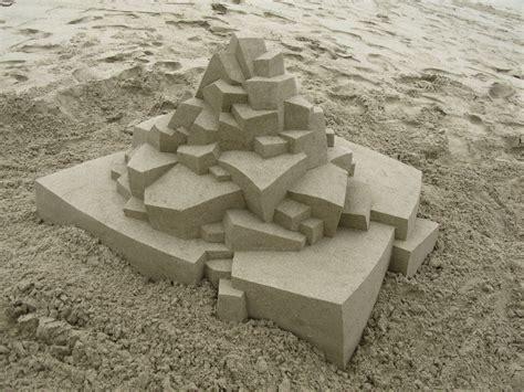 calvin seibert geometric sand sculptures calvin seibert 7 123 inspiration