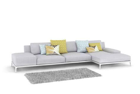 sofas decoracion sof 225 de color gris para el sal 243 n hogarmania