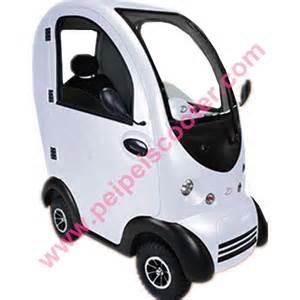 Scooter Canopy 1400w four wheels cabin canopy mobility scooter