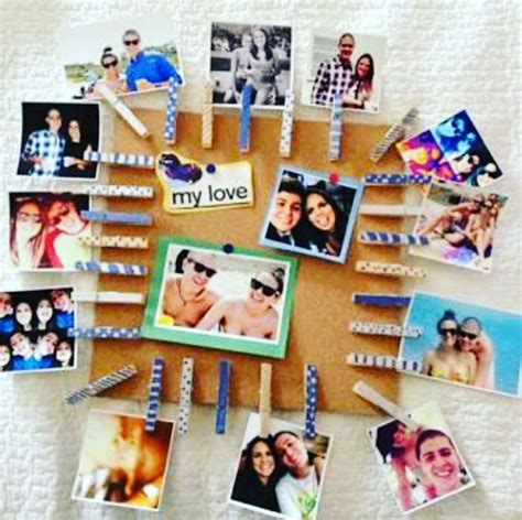 Handmade Photo Collage - 10 things to do this friendship day that will make