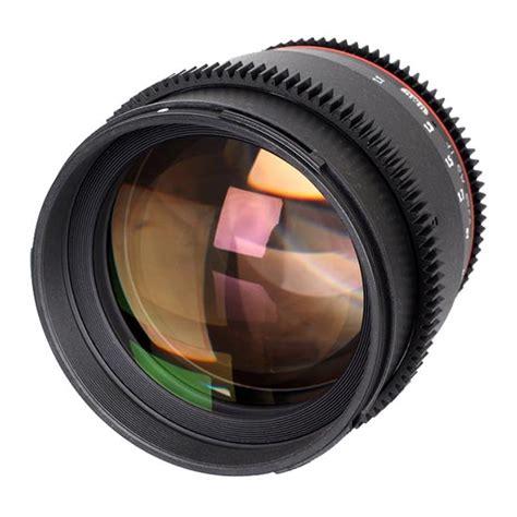 Lensa Samyang 85mm F 1 4 For Canon samyang 85mm t1 5 vdslr as if umc ii for canon harga dan