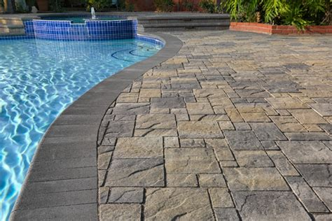 swimming pool pavers swimming pool patios