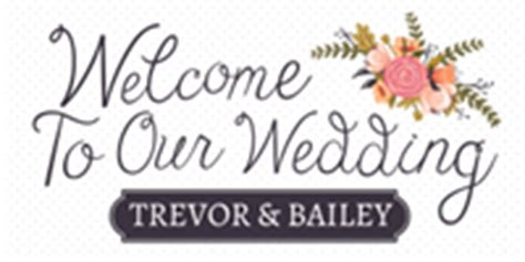 wedding signage templates wedding signs templates for foam board signs signs