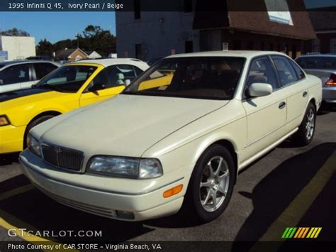 where to buy car manuals 1995 infiniti q security system ivory pearl 1995 infiniti q 45 beige interior gtcarlot com vehicle archive 57875654