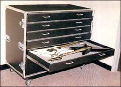 Building A Guitar Rack System by R R Cases Band Gear Guitar Cases