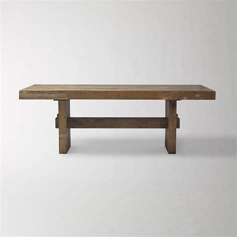 West Elm Reclaimed Wood Table by Discover And Save Creative Ideas