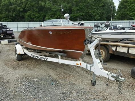 boats for sale in little washington nc auto auction ended on vin cua190176c 1961 chri boat in sc