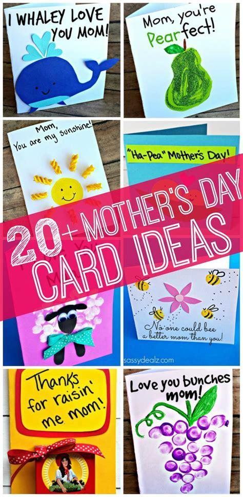 diy mother s day cards crafty gifts south shore mamas 20 mother s day card ideas for kids to make mothersday