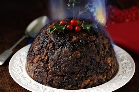 vegetarian christmas pudding recipe goodtoknow