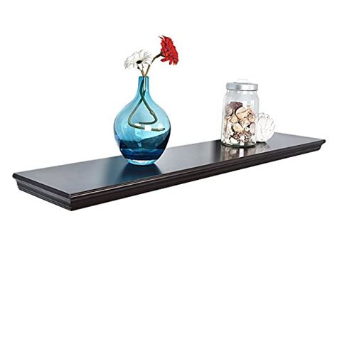welland dover floating ledge wall shelves 24 inch