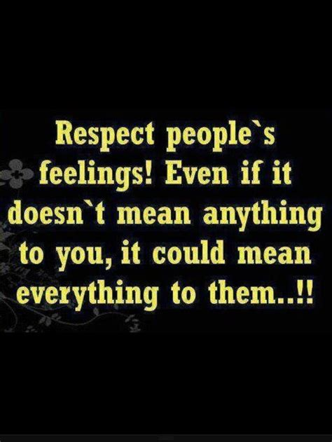 Recpect Fo Others respect others quotes and sayings quotesgram