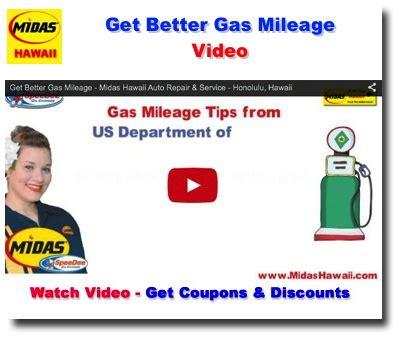 Ways To Get Better Gas Mileage by Kaimuki Hawaii Newsletter December 2015 Kaimuki