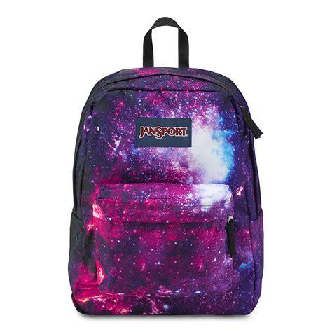Tas Jansport Galaxy Original jansport high stakes backpack multi intergalactica ideal store
